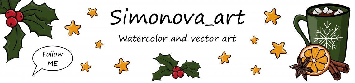 Simonova art Profile Banner
