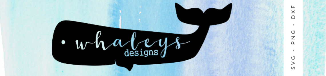 WhaleysDesigns Profile Banner