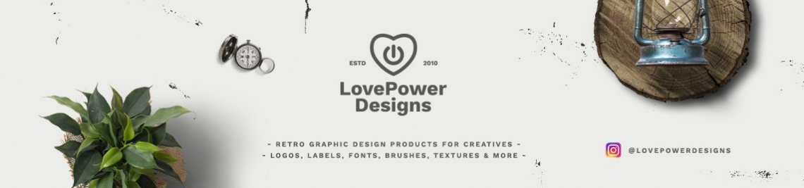 Lovepower Designs Profile Banner