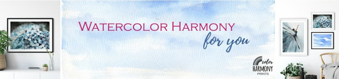 WatercolorHarmony Profile Banner