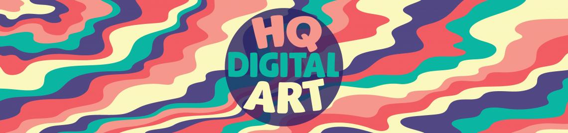 HQDigitalArt Profile Banner