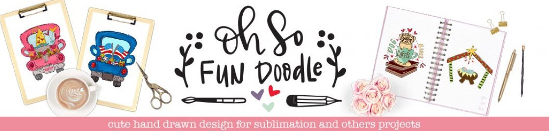 ohsofundoodle Profile Banner