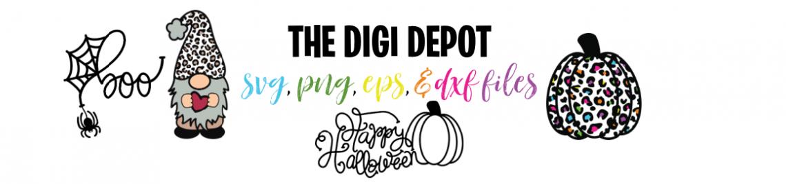 The Digi Depot Profile Banner