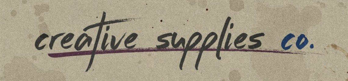 Creative Supplies Co Profile Banner