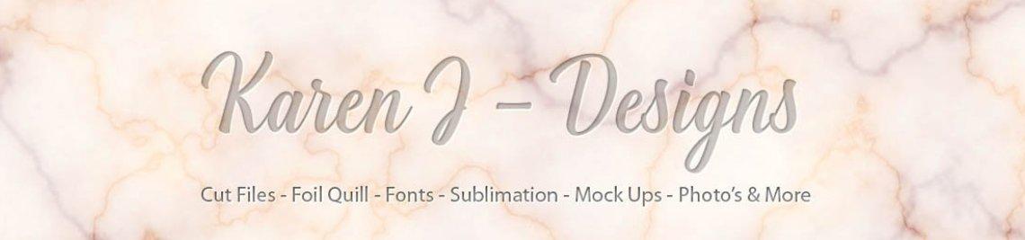 Karen J - Graphic Design Profile Banner