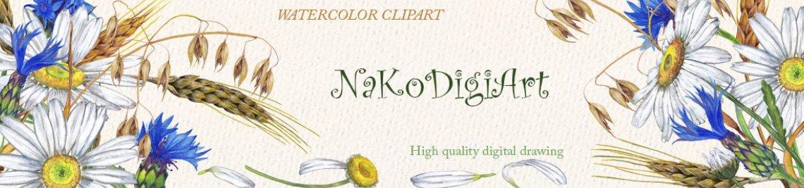 NaKoDigiArt Profile Banner