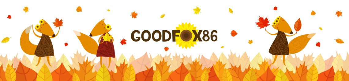 SVG Cut Files and Patterns by goodfox86 Profile Banner