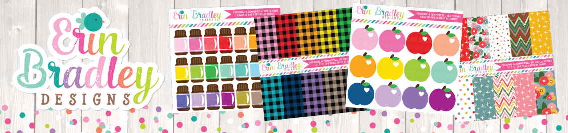 Erin Bradley Designs Profile Banner