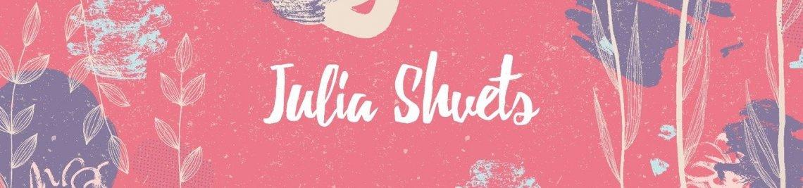 Julia Shvets Profile Banner
