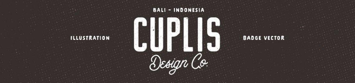 Cuplis Design Co Profile Banner