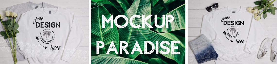 Mockup Paradise Profile Banner