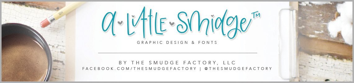 A Little Smidge Profile Banner