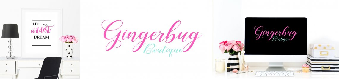 Gingerbug Boutique Profile Banner