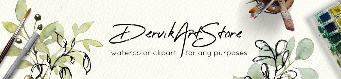 DervikArtStore Profile Banner