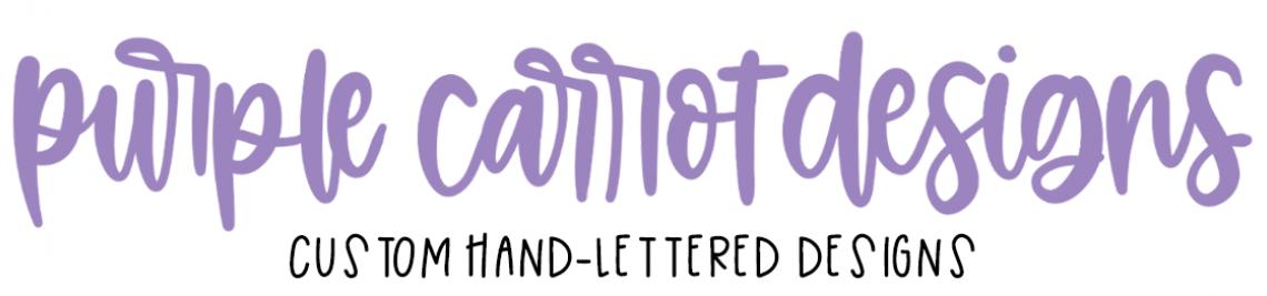 Purple Carrot Designs Profile Banner