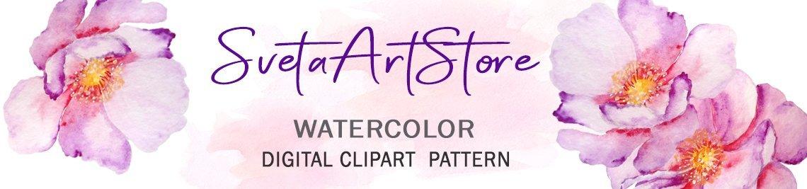 SvetaArtStore Profile Banner