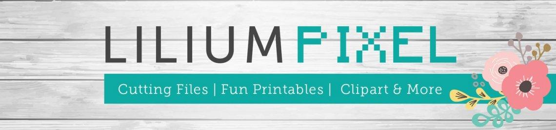 Lilium Pixel Profile Banner
