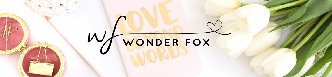 The Wonder Fox Profile Banner
