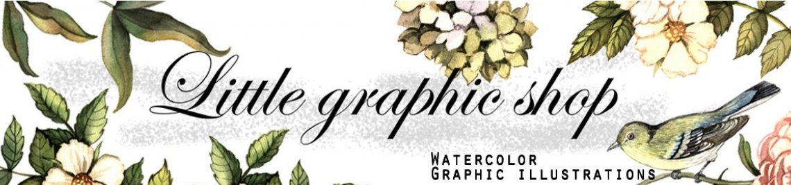 Little graphic shop Profile Banner