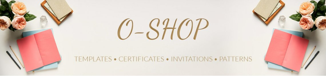 O-shop Profile Banner