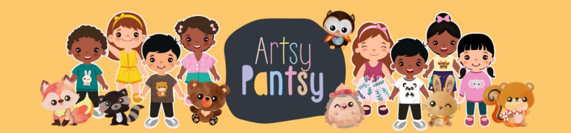 Artsy Pantsy Profile Banner