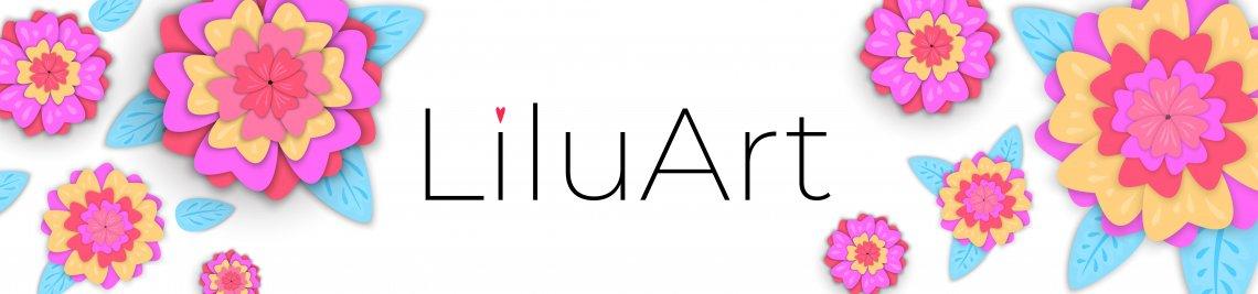 LiluArt Profile Banner