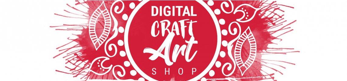 DigitalCraftArtShop Profile Banner