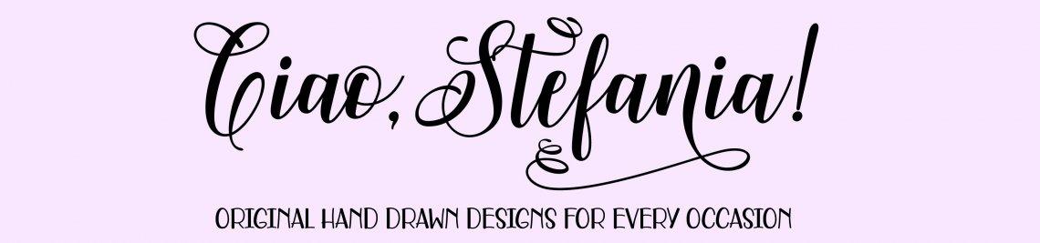 Ciao Stefania Designs Profile Banner