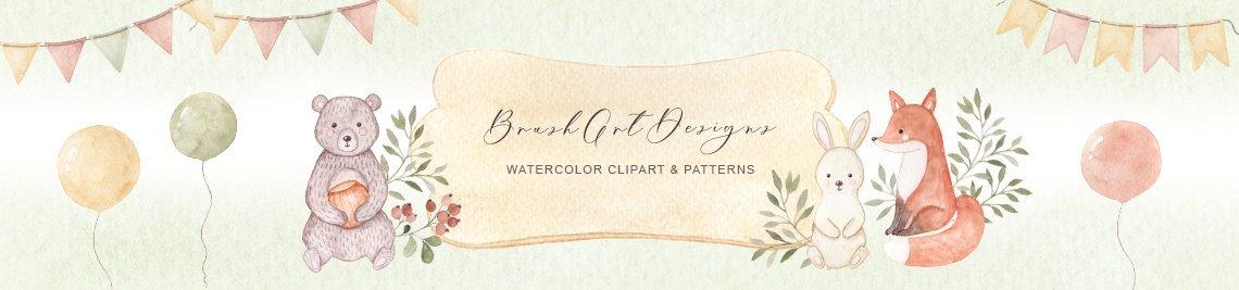 BrushArtDesigns Profile Banner
