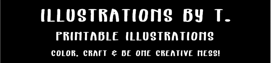 illustrationsbyT Profile Banner