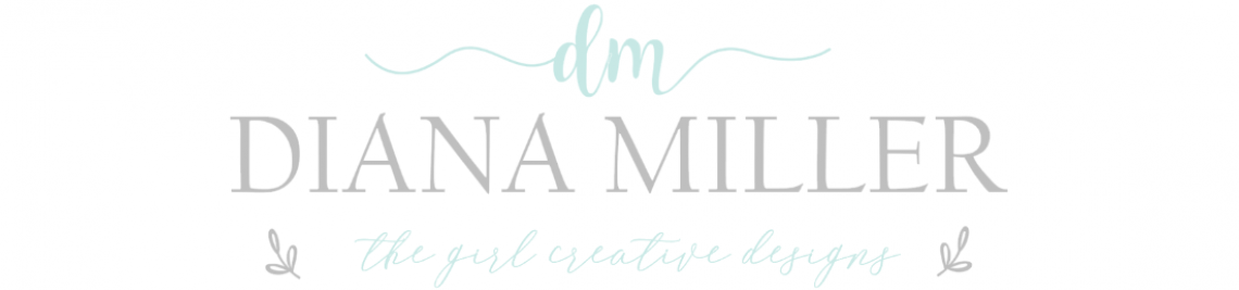 The Girl Creative - Diana Miller Profile Banner