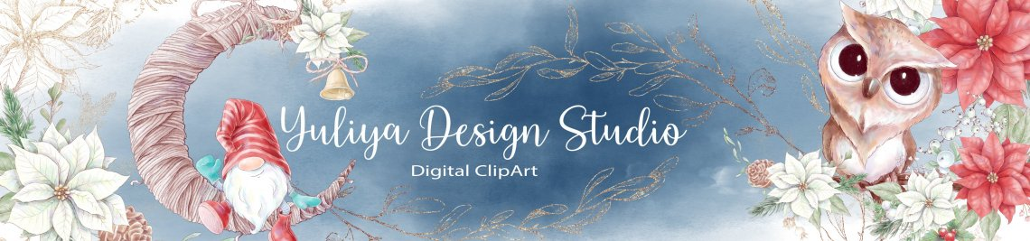 Yuliya Design Studio Profile Banner
