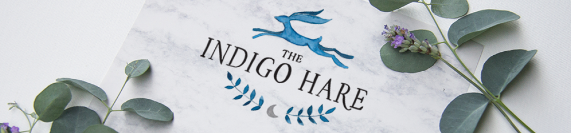 The Indigo Hare Profile Banner