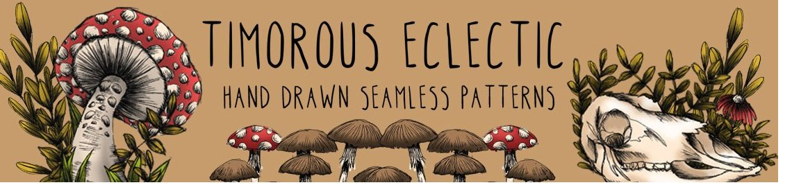Timorous Eclectic Profile Banner