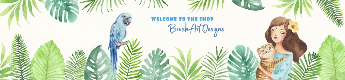BrushArtDesigns Profile Banner