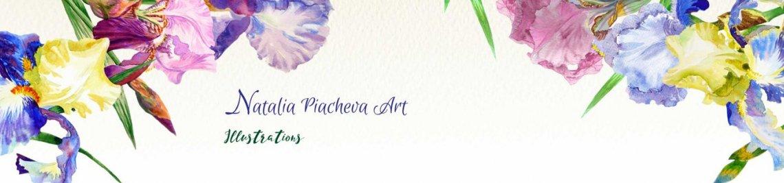 Natalia Piacheva Art Profile Banner