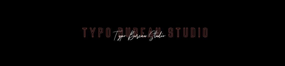 TypoBureau Studio Profile Banner