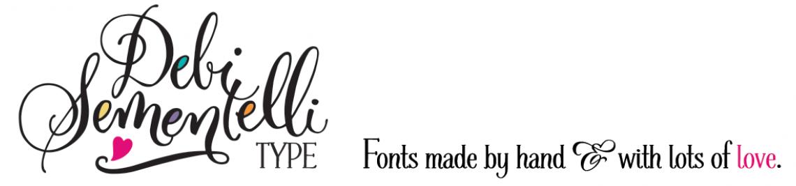 Debi Sementelli Type Profile Banner