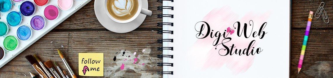 Digi Web Studio Profile Banner