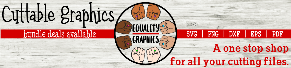 Equality Graphics Profile Banner