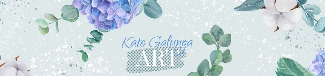 Kate Galunga Artstore Profile Banner
