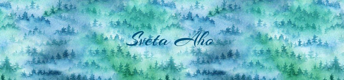 SvetaAho Profile Banner