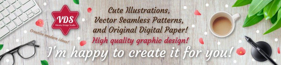 Viktoria Design Studio Profile Banner
