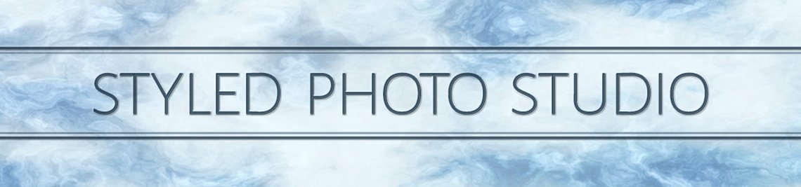 Styled Photo Studio Profile Banner