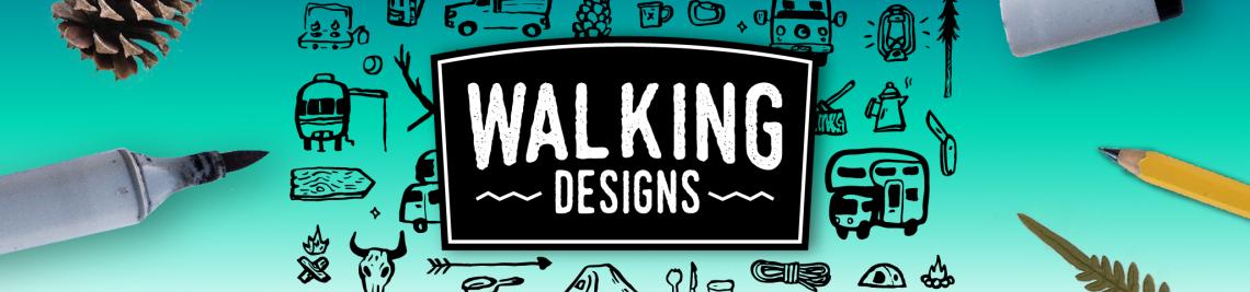 Walking Designs Creative Kits Profile Banner