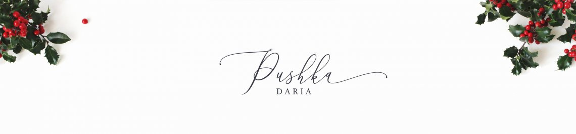 Pushka Daria Profile Banner