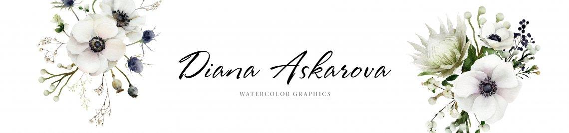 Diana Askarova Art Profile Banner