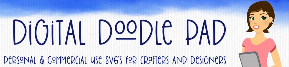 Digital Doodle Pad Profile Banner