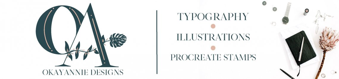 OkayAnnie Designs Profile Banner