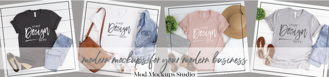 Mod Mockups Studio Profile Banner